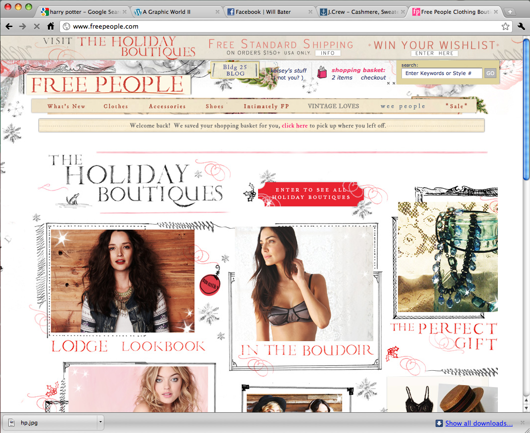 Clothes Design Websites Free Free People is another online