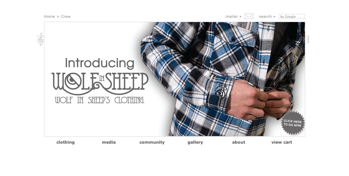 Clothing Design Websites is an online clothing shop